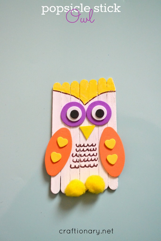 popsicle-sticks-owl