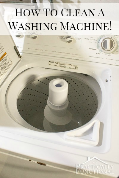 How-to-clean-a-washing-machine-with-vinegar-and-bleach