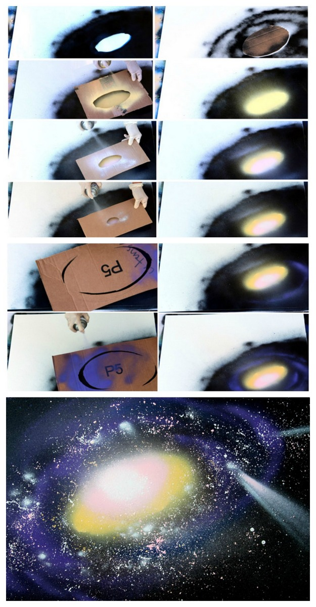 diy-galaxy-projects-paint-galaxy-in-30-minutes