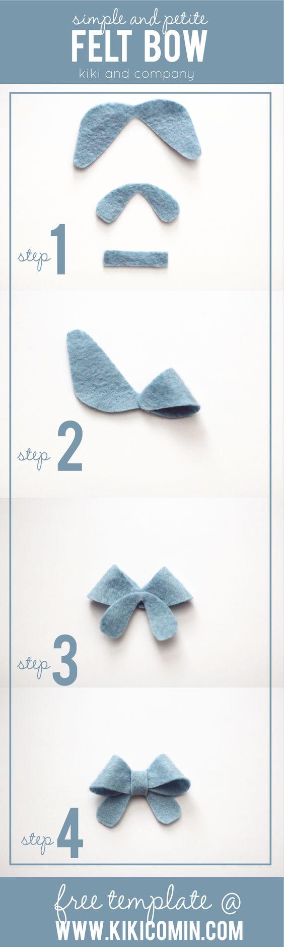 simple-felt-bow