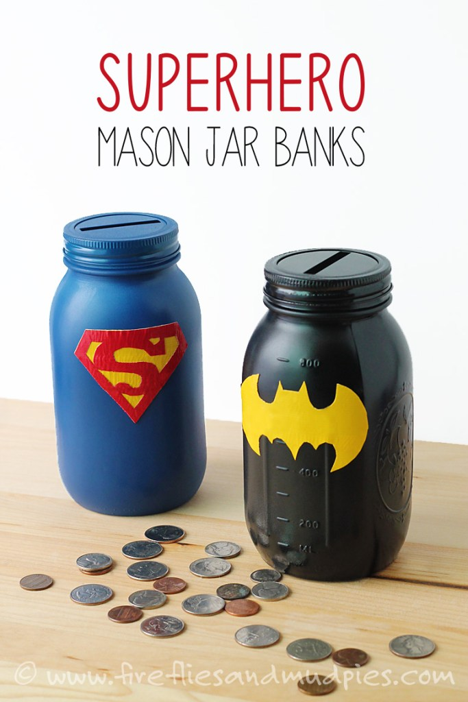 mason jar coin bank gift jar