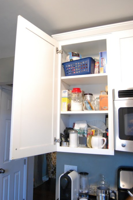 baking cabinet revisited