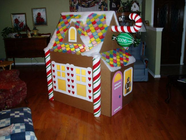 build-gingerbread-house-playhouse