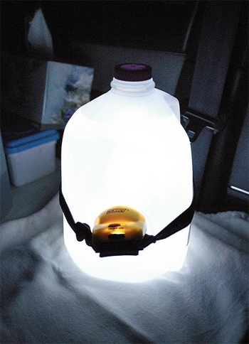 light for camping