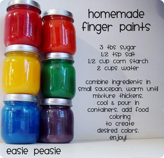 homemade paints Best Homemade Paint Recipes