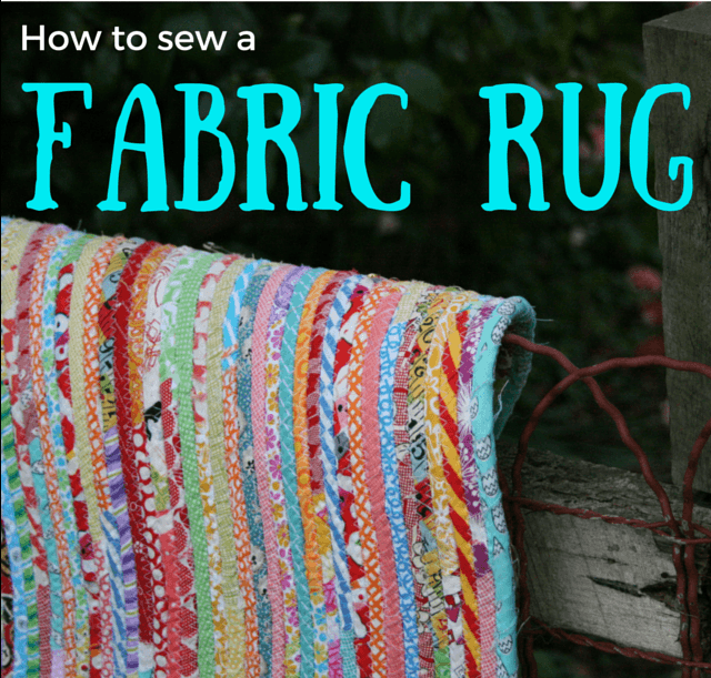 how-to-sew-fabric-rug