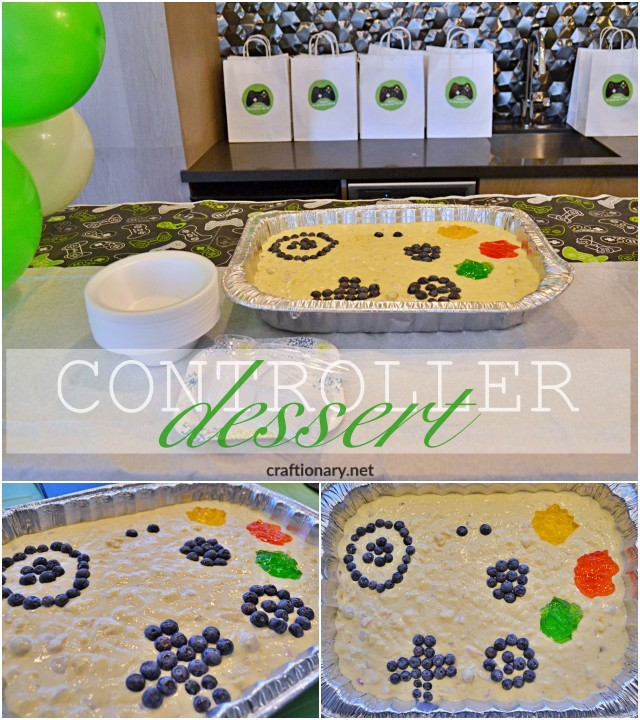 Video-game-controller-dessert