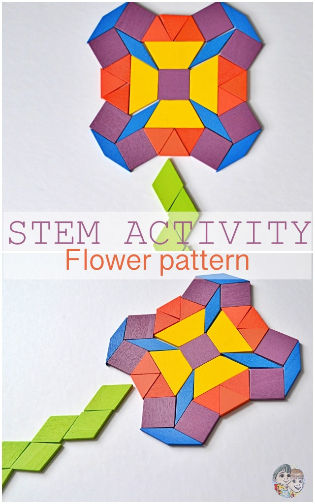 Flower pattern stem activity