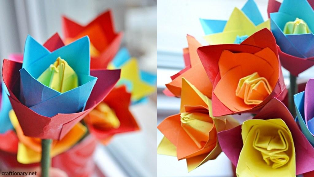 paper-flower-origami-tulip