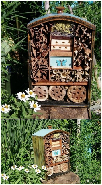 diy-bug-hotel-recyclable-material-old-drawers