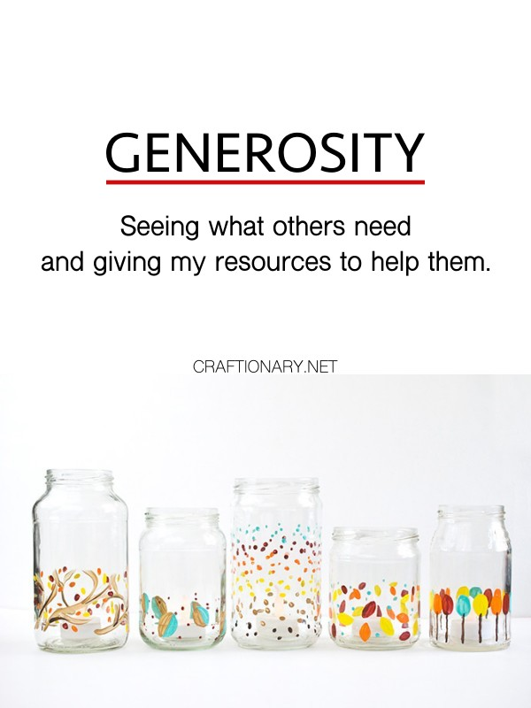 generosity-painted-jar-kids-collect-to-give-away-sadaqa-craftionary