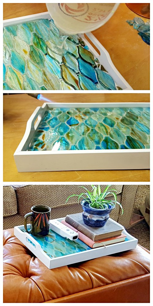 Make-an-old-tray-into-a-gorgeous-decorative-mosaic-tray-using-epoxy-resin-and-mosaic-tiles