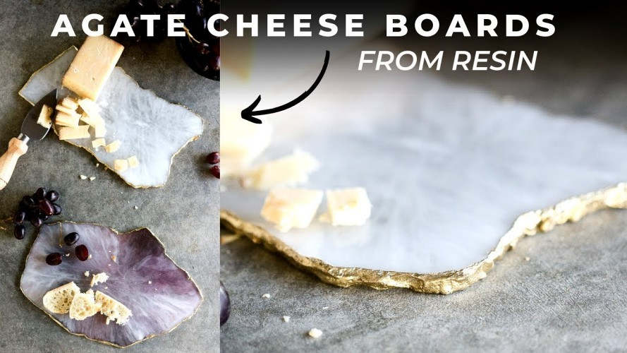 diy-faux-agate-cheesboard-art-resin-coasters-slices-faux-geode-tutorial