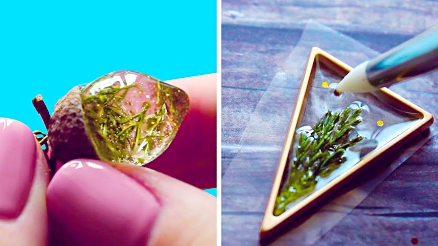 fairy-pendants-made-with-fresh-plants-and-epoxy-resin-projects