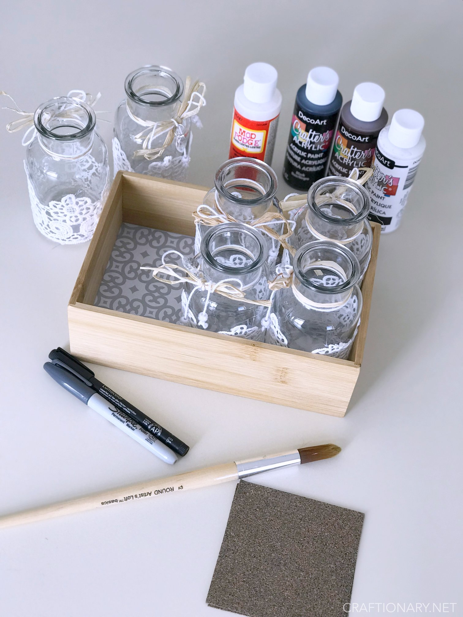 material-for-diy-propagation-station