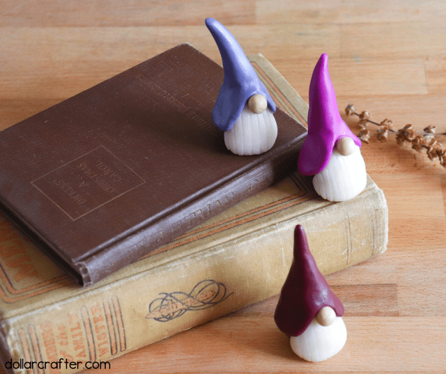 homemade-clay-gnomes