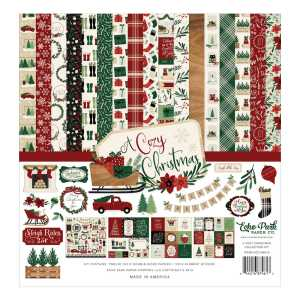 Echo Park – A Cozy Christmas Collection Kit 12×12