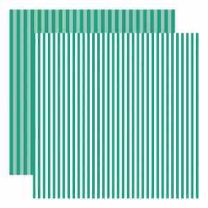 Echo Park Dots & Stripes – Sea Turtle Stripe