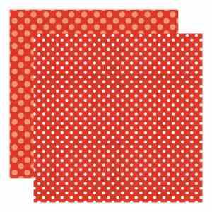 Echo Park Dots & Stripes – Lifeguard Dot