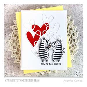 Timbro My Favorite Things – Zippy Zebras