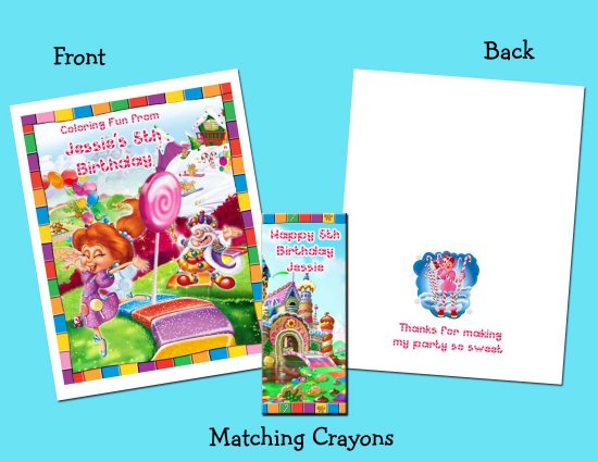 candyland coloring pages free coloring pages