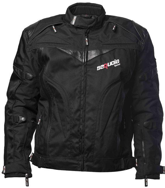 versatile black enduro jacket