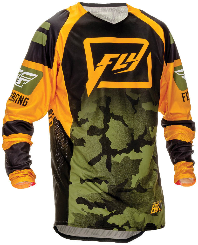 Camo Motocross Gear MX Combo