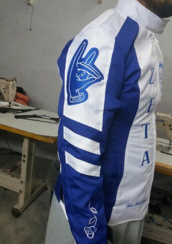 ZETA Custom jacket