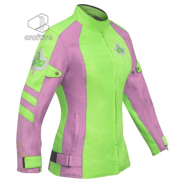 aka crossing jacket