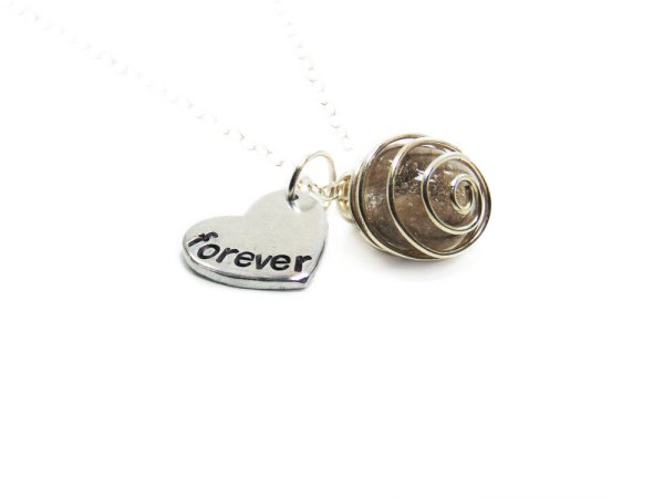 cremation necklace