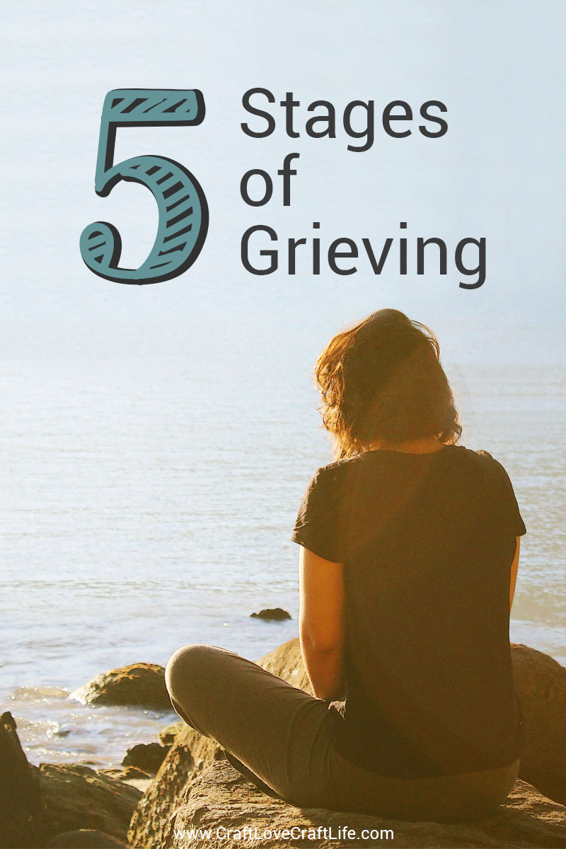 5 stages of grieving