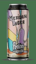 Peñón del Águila Mexican Lager
