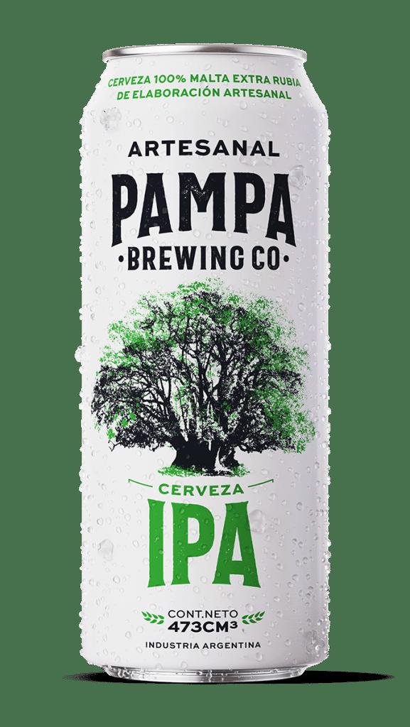 Pampa IPA 473cc x6