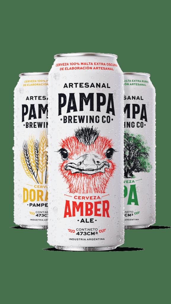 Mix Pampa 473cc x6