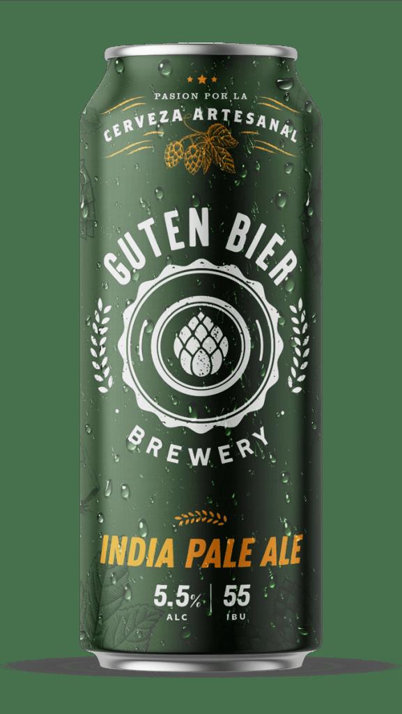 Guten Bier India Pale Ale 473cc x12