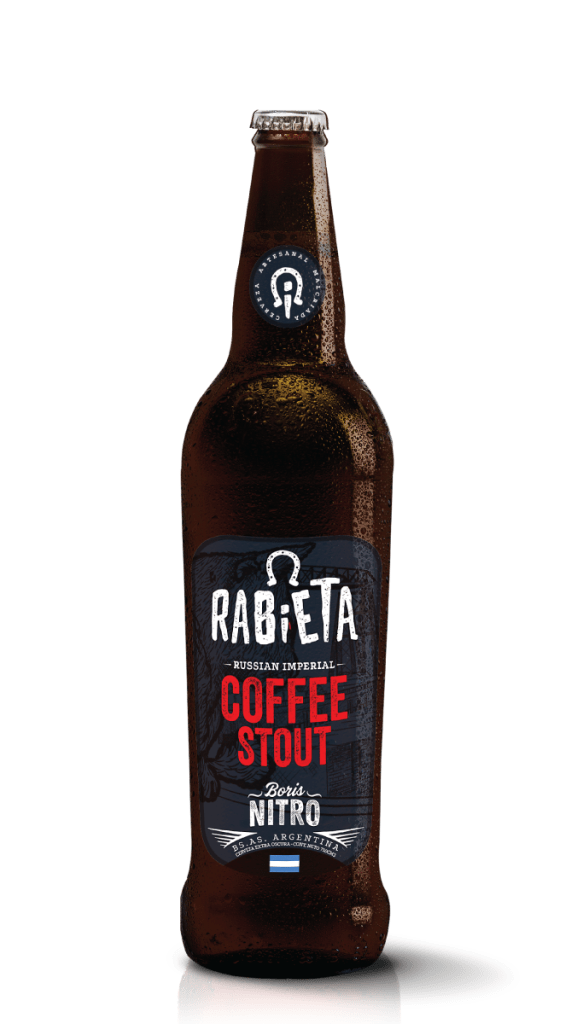 Rabieta Coffee Stout 710cc x1