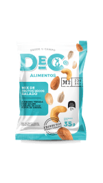 DEC Mix Frutos Secos Salados