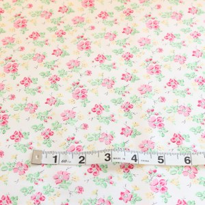 Into The Woods Floral Fabric Material