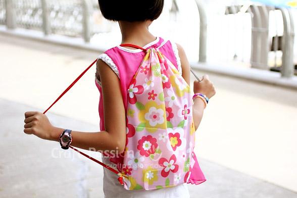 sew kid activity bag
