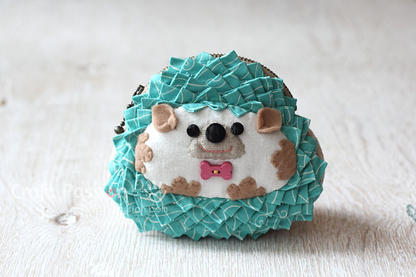 roll up hedgehog