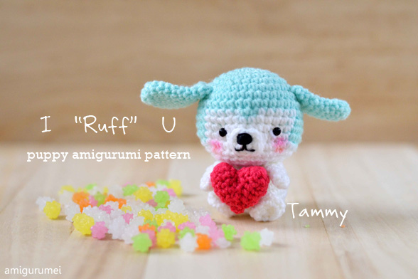 Puppy Free Amigurumi Pattern Craft Passion
