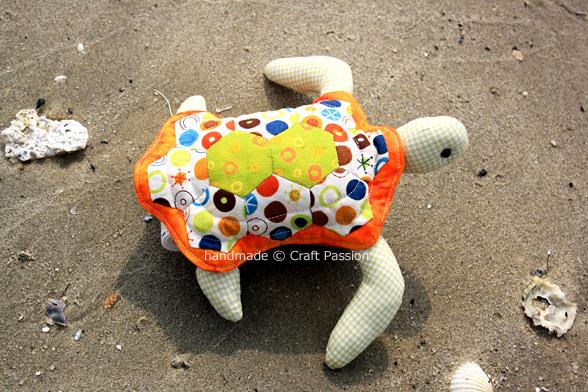 turtle pincushion pattern