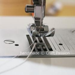 Shirring With Elastic Sewing Machine