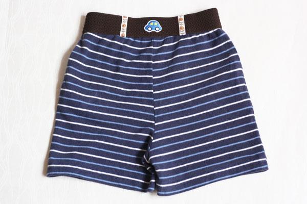toddler jersey shorts back large