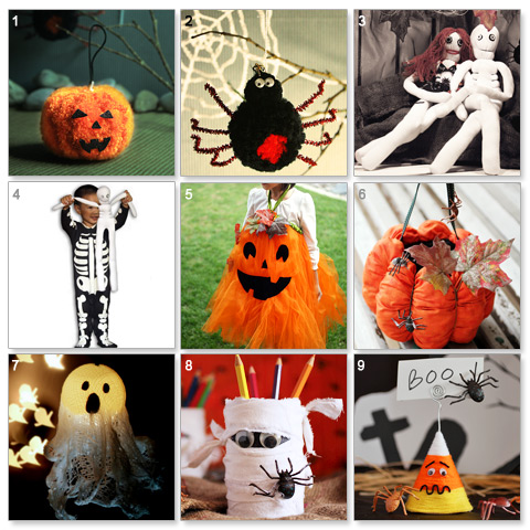 Craft Passion Halloween Crafts & Recipes