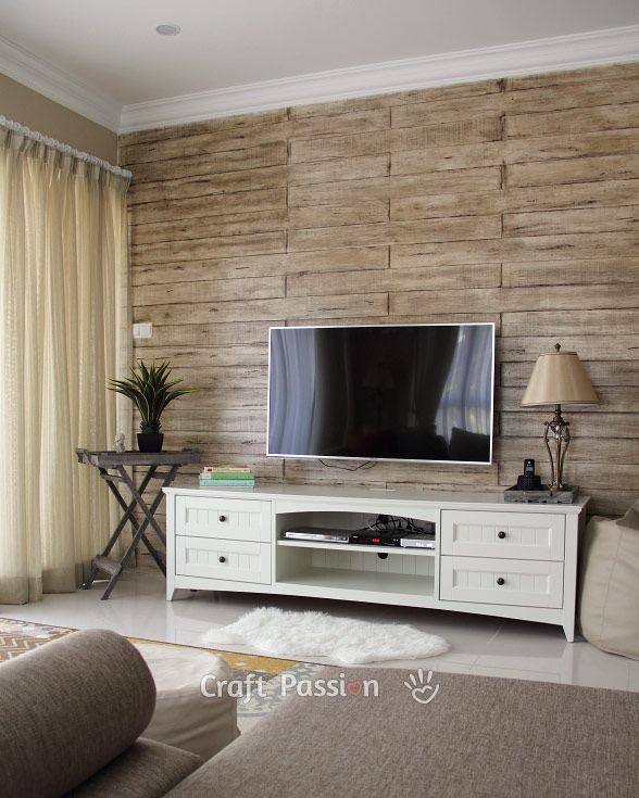 TV-panel home design and tips