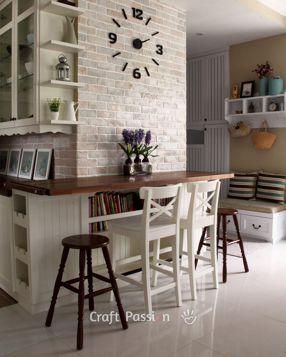 bar counter home design and tips