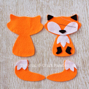 Peças freddy fox