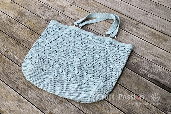 oversized bag pattern