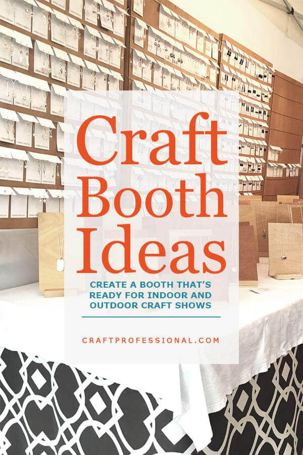 Craft Fair Booth Ideas For Indoor And Outdoor Shows